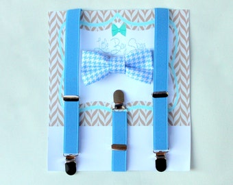 ring bearer bow tie..boys bow tie..1st birthday boy..ring bearer outfit..boys suspender and bow tie..toddler suspenders..wedding..photo prop