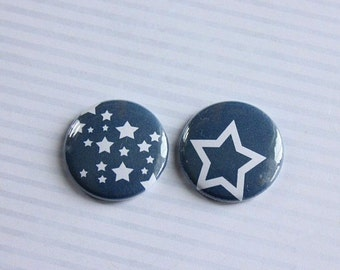 "Badges 1 ""Star duo"