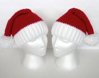 Handmade Christmas Santa Hat