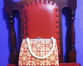 Beadwork Handbag