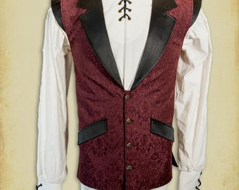 Lancelot Jacket medieval clothing for men LARP costume and cosplay