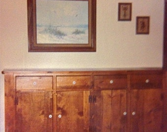 Large Country Side Board Cabinet