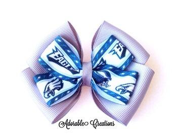 Philadelphia Eagles bow eagles bow sports bow team bow NFL bow football bow