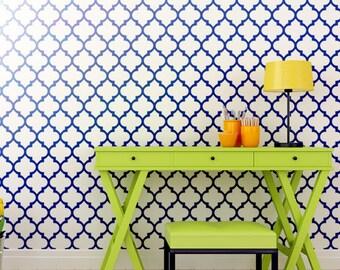Wall Painting Stencil - Agadir