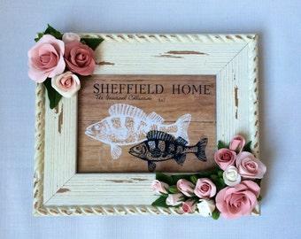 Lovely Rose Photo frame