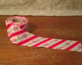 Binding by the Foot - red diagonal