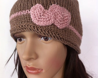 Valentines women and teen  hat