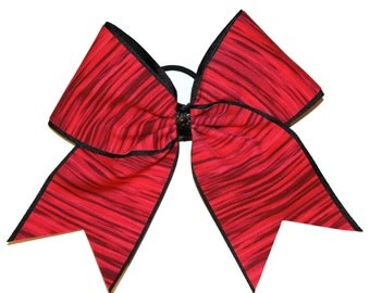 Cheer Bow,pink,purple,stripes