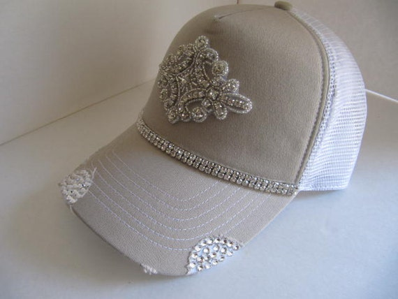 trucker hat bling hat hats womens cap hat bling baseball
