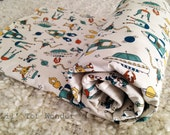 Organic Blanket Spacebots  Baby and Toddler