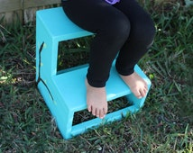 Popular Items For Wood Step Stool On Etsy