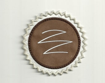 "Bon Bon Chocolate Patch, Any ""Flavor""! Custom Made!"