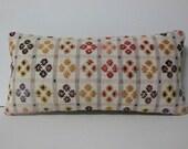 kilim fabric outdoor pillow decorative pillow turkish pillow cover kilim pillow cover boho lumbar pillow throw pillow lumbar throw pillow