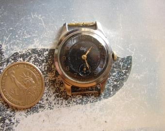 Soviet vintage wrist watch SVET RAKETA wrist watch Petrodvoretz factory Russian Soviet Vintage 1960s