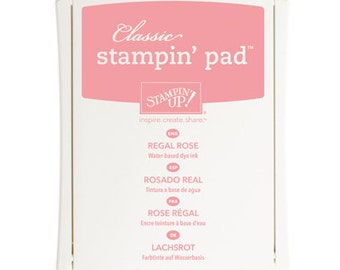 Stampin Up! Regal Rose Classic Stampin' Pad (NIP)