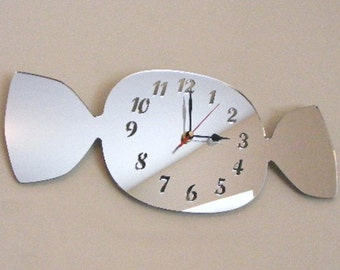 Sweet Clock Mirror - 2 Sizes Available