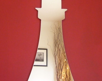 Lighthouse Mirror - 5 Sizes Available