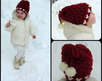 Wrapped In Love Slouch PDF Pattern