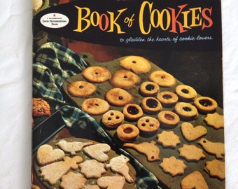 Good Housekeeping's Book of Cookies to gladden the hearts of cookie-lovers | 1958 | baking