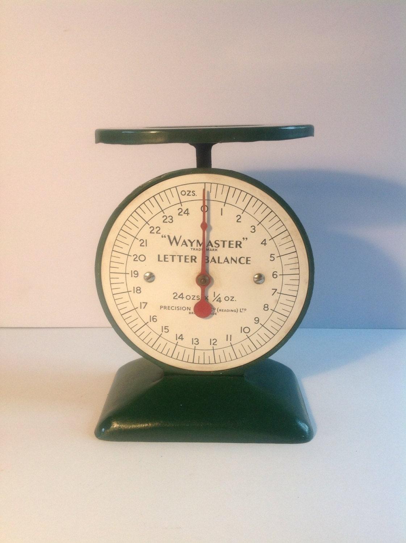 Retro Kitchen Scales Uk Balance Scale Etsy