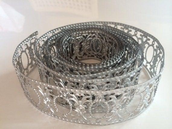 Decorative Metal Trim Metal Trim Metal Ribbon Aluminum