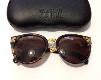 Very Rare GianFranco Ferre' Vintage Sunglasses