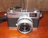 Canon Canonet 28 Rangefinder Film Camera