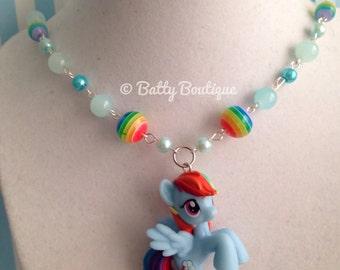 Rainbow Dash - My Little Pony Necklaces - MLP: FiM