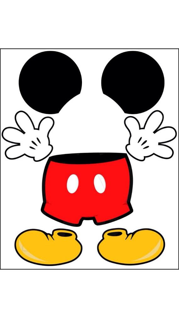 Micky Mouse Arts Crafts