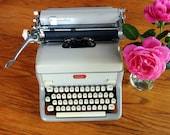 Royal Typewriter - Working Typewriter - Manual Royal FP Desktop Typewriter - Gray - FREE SHIPPING
