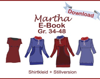 Martha eBook PDF Pattern