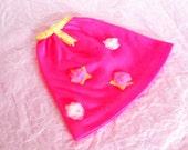 Vintage Barbie Make Mine Midi Pink Skirt
