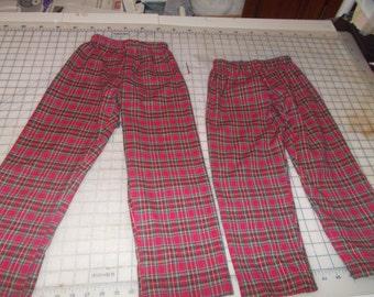 Christmas Pajama Pants For The Whole Family