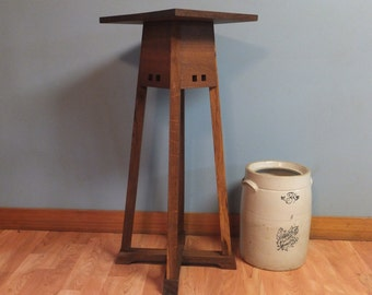 Stickley Inspired Fern Table