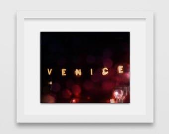 Venice California | Los Angeles Photography | Gift Under 30 | Venice Beach