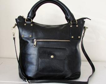Large Black Bag Shoulder – Shoulder Travel Bag