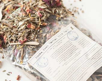 Organic Herbal Sitz Bath
