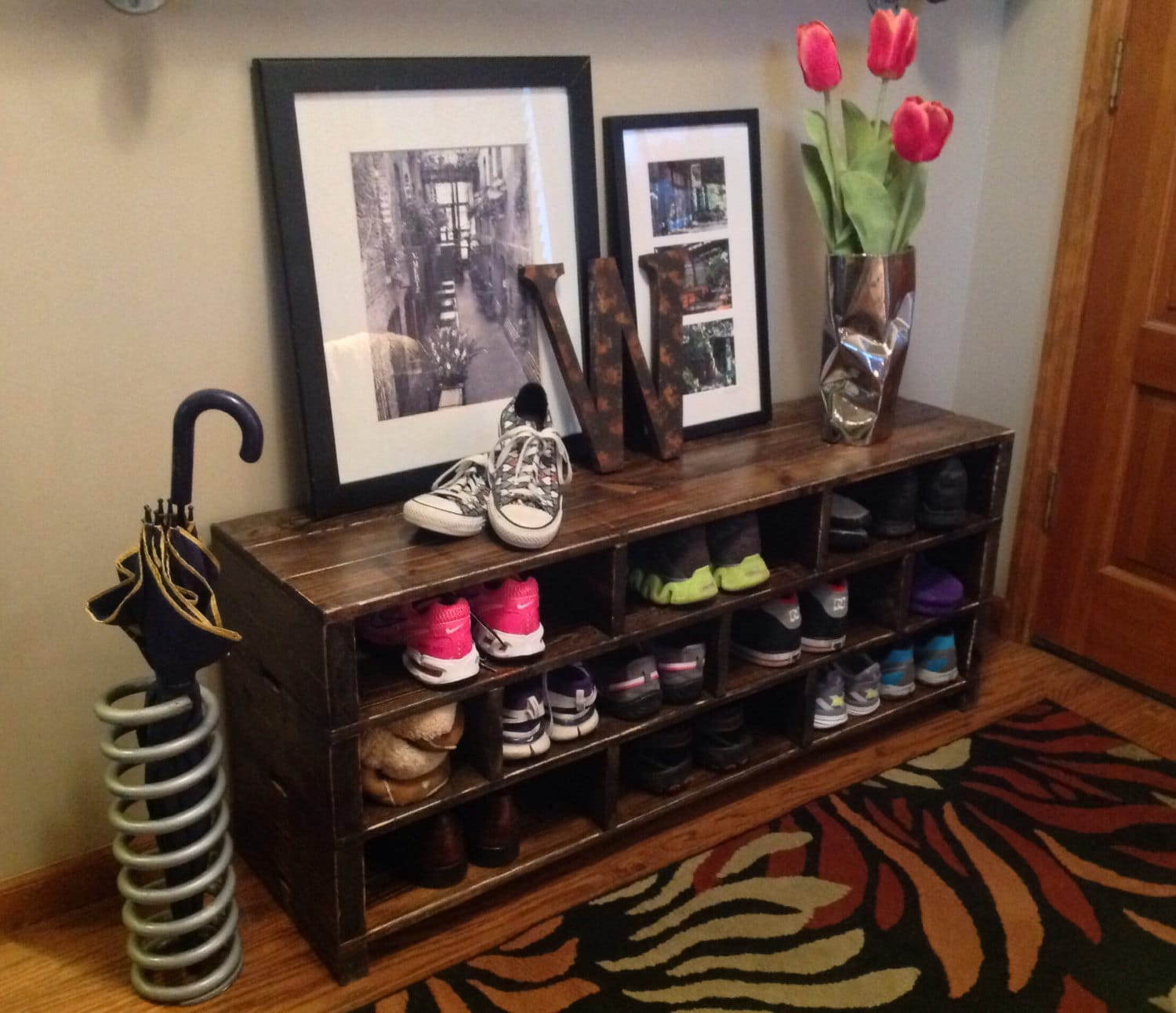 jenny shoe storage bench shoe rack boot storage bench. Black Bedroom Furniture Sets. Home Design Ideas