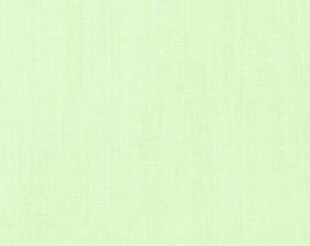 """45"""" Pale Green Broadcloth Fabric - By The Yard"""