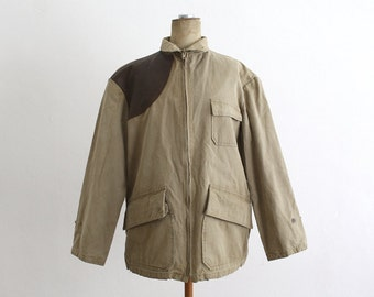 1950s Hunting Jacket - Made In France