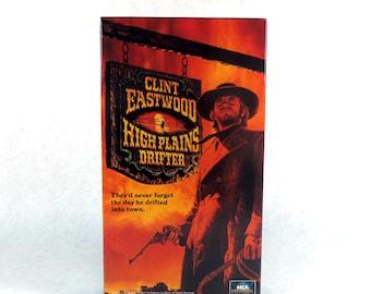High Plains Drifter VHS, Western 1990