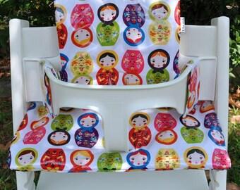 Cushion set 'Babushka' for Stokke Tripp Trapp
