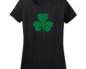 Ladies Shamrock T-shirt