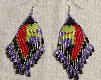 0167 Witch Earrings