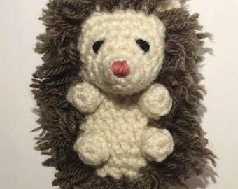 Clover the Baby Hedgehog Crochet Pattern PDF