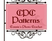Learn How To Do CPC (Connie's Photo Crochet) Technique eBook!