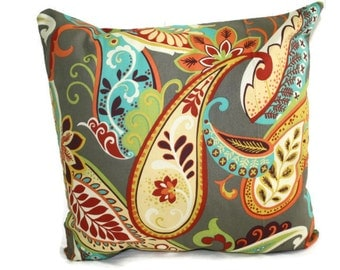 Decorative Throw Pillow Bright Floral Pillow Cover Case in all sizes