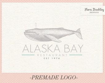 Custom Logo Design Premade Logo and Watermark - FB050