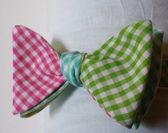 Reversible 4-Way Bow Tie