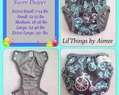 Swim Diaper Cover (Variety 2) XS, S, M, L, XL boy, girl, boys, girls